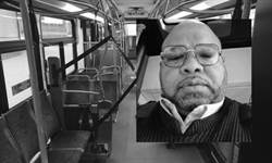 公車司機怒斥乘客咳嗽不捂嘴後 他感染新冠病逝