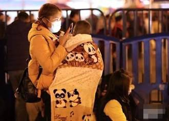 深圳擬修例 傳染病患者或強制戴口罩