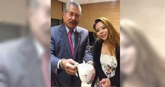 創作才女《洗手歌》紅到海外!親揭和帛琉前總統關係
