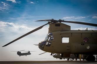 波音暫停CH-47與V-22生產工作