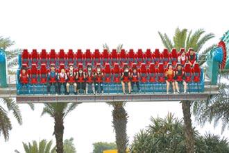 慶祝兒童節 遊樂園重現排隊人潮