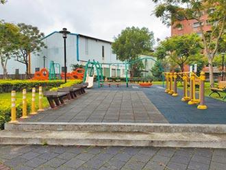 尖二公園老舊 區公所砍掉重練
