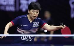 桌球57女將倪夏蓮 5度闖奧運寫奇蹟