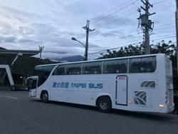 連假北花開7.5小時 旅客嚇到退客運票