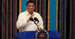 杜特蒂捐「1個月薪水」抗疫!菲國內閣自願連續3個月減薪