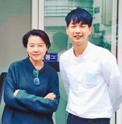 黃珊珊交棒 陳宥丞擬選港湖議員