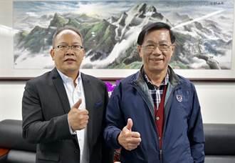 南投觀光處長陳志賢上任 縣長交付4大任務