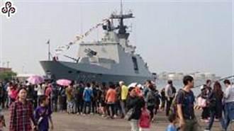 海軍康定級艦電戰干擾系統延壽 8億餘元決標