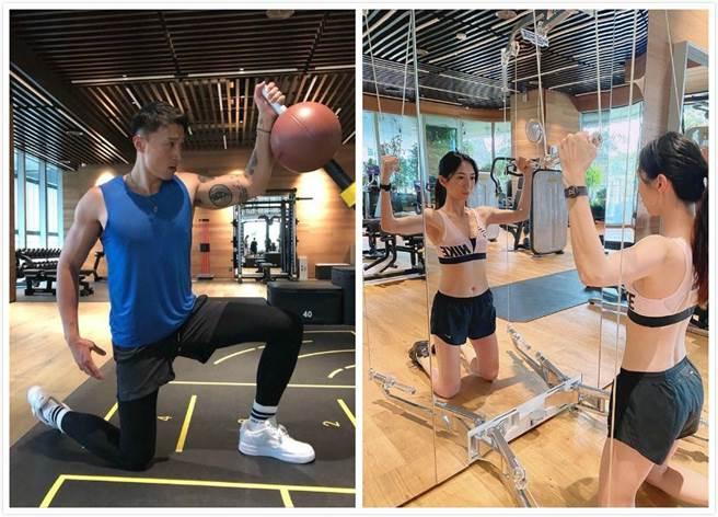 Seth Ascetic馆内专业教练指导运动健身课程。(主办单位提供)