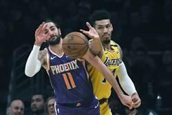 NBA》除了金塊約基奇 太陽也傳2球員確診