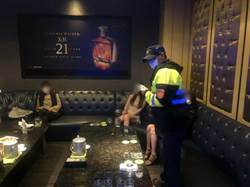 中市府嚴查! 上酒店要保持社交距離或戴口罩