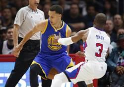 NBA》曾羞辱CP3 柯瑞自嘲只攻不守