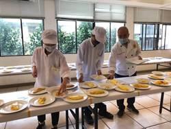 國中西餐技藝競賽 桃園學子展廚藝