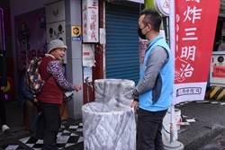 避免間接接吻!花蓮市11座公車亭飲水機暫停供水