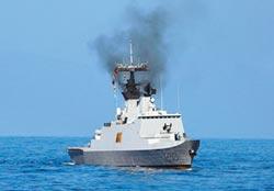 拉法葉艦電戰系統 海軍8億採購