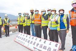 淡江大橋完工後 將重整道路