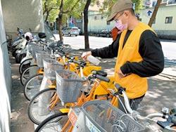 電動共享自行車租賃系統上路