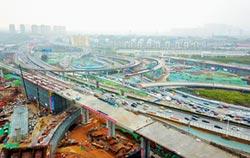 油坊橋將建成南京最大立交