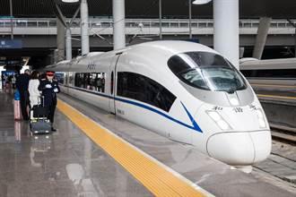 陸6日全國鐵路單日旅客創新高 長三角等地客流回升
