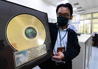 限量版約翰藍儂金唱片遭變賣 欠稅主人急籌錢贖回