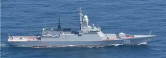 俄軍艦突穿對馬海峽 日海自追蹤