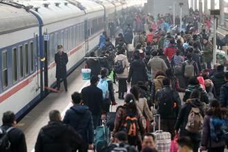 8日將有5.5萬人乘火車離漢 4成將前往珠三角