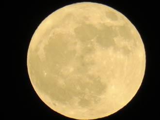 全日本可賞到今年最大的超級月亮