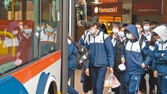 搭公車戴口罩 侯感謝民眾自律