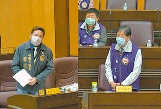 議員質疑不同調9 日才要戴口罩