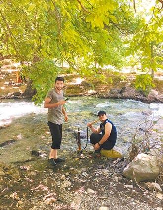 酷愛綠地和野餐的伊朗人