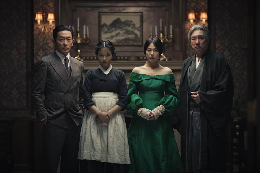 韩国话题电影《下女的诱惑》重新上映。(catchplay提供)