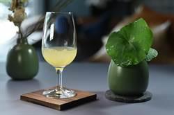 非常時期吃啥?江振誠RAW餐廳滌塵絕俗「絕對的綠」