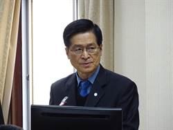 嚴德發:空軍整修新竹基地跑道 不影響北部空防