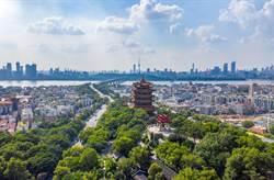 武漢解封交通塞起來 早高峰擁堵指數上升逾7%