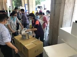神岡線上馬拉松兼顧防疫與公益 為前線防疫醫護備600份暖心餐盒