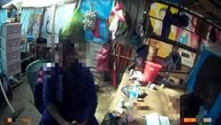 泰籍男子工寮搭帳篷 警上門起出毒品
