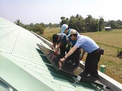 綠辦攜手展威 前進柬埔寨、馬來西亞