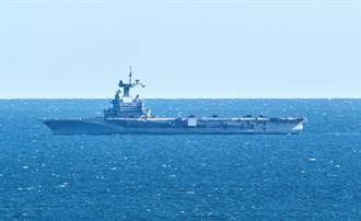 不只美艦!法航空母艦戴高樂號 傳40人疑染新冠