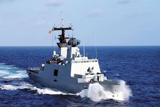 海軍又向法國招手了
