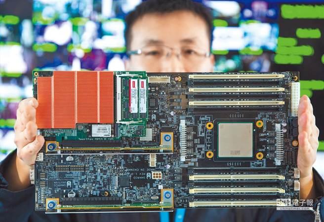 因為疫情封鎖措施的混亂,影響了各類晶片製造商的出貨。圖/新華社