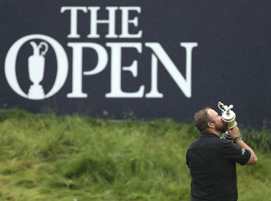 2020年職業高爾夫的賽程上,將看不到四大賽之一的英國公開賽,是賽事75年來首度取消。(資料照/美聯社)