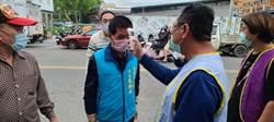 防疫不敢大意 台東市長張國洲呼籲戴口罩