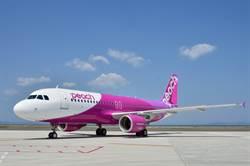 樂桃宣布延長減班 國際線停飛延到5月底