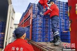 江西180萬名志工 捐款捐物近10億