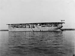 蘭利號:美國第一艘航空母艦