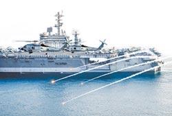 4航母淪陷 美媒憂中俄趁火打劫