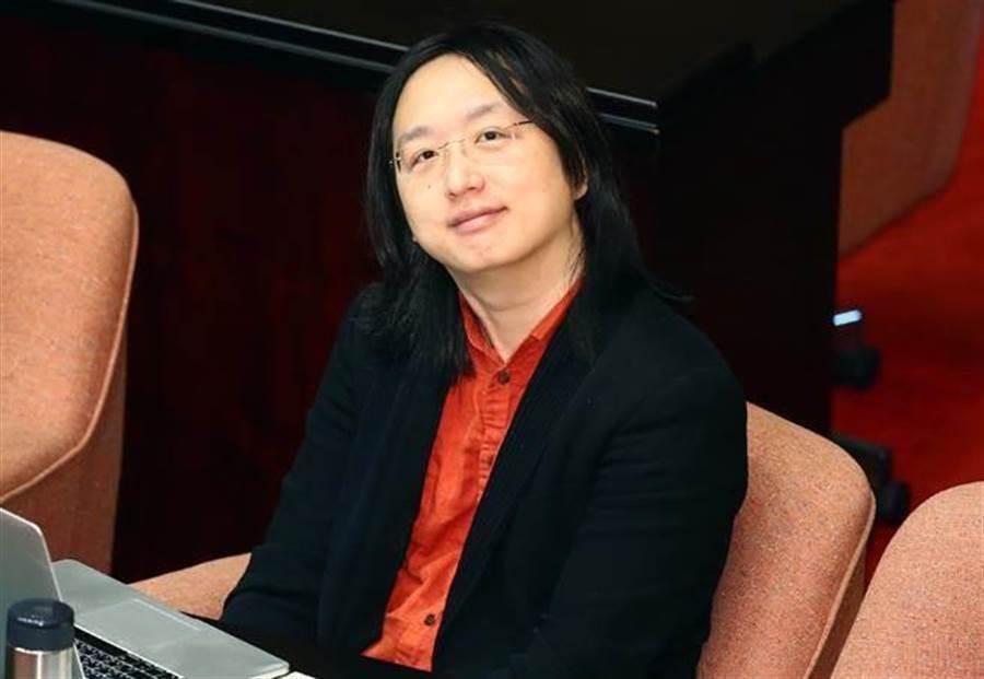 行政院政務委員唐鳳。(資料照/陳信翰攝)