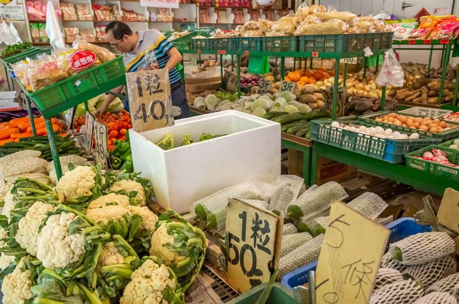 有機蔬菜沒農藥又營養?4迷思打臉(圖/達志影像)