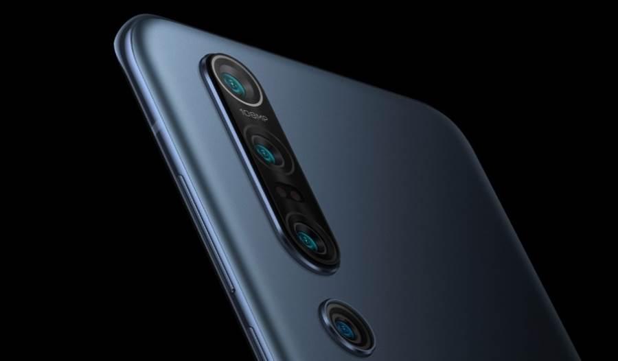 小米 10以及小米 10 Pro系列是小米旗下第二款採用 108MP 相機的手機。(摘自小米官網)