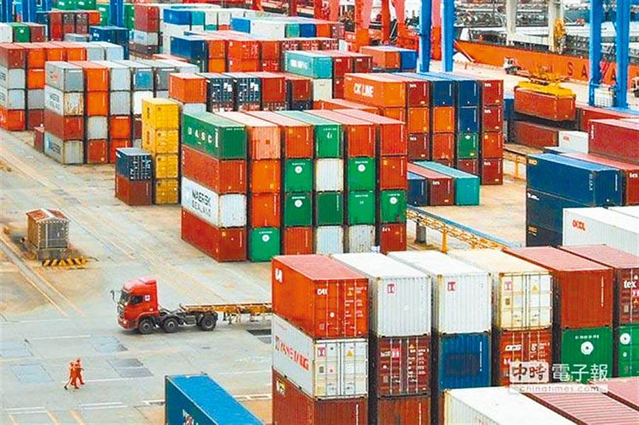 WTO並預測,全球貿易將大幅縮減三分之一。圖/本報系資料照片